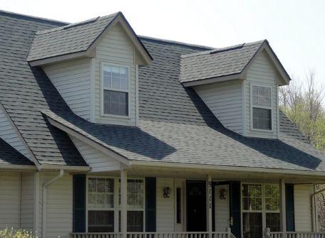 GAF timberline series roof